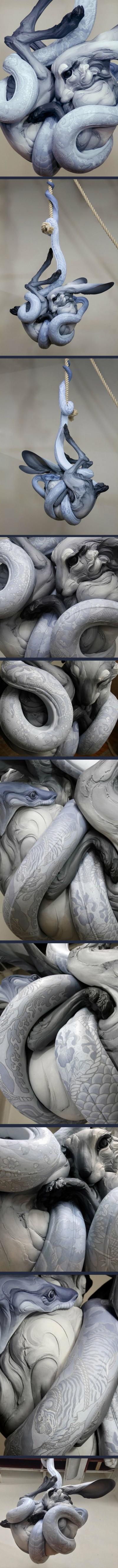 BETH CAVENER STICHTER and Alexandro Gallo – Sculpture