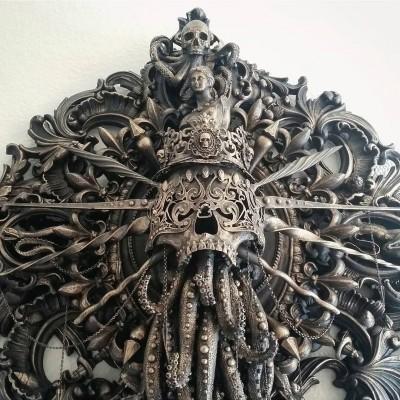 Cam Rackam – Sculptures – Blind Cthulhu