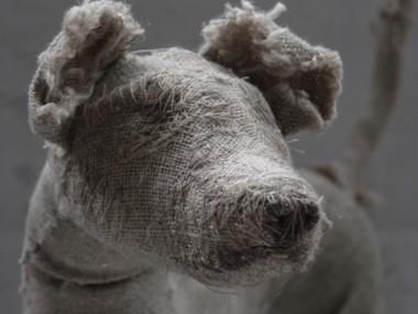 Holy smoke-Dog sculpture1