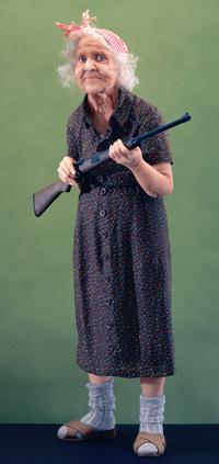 Lisa Lichtenfels, sculptures hyper realiste