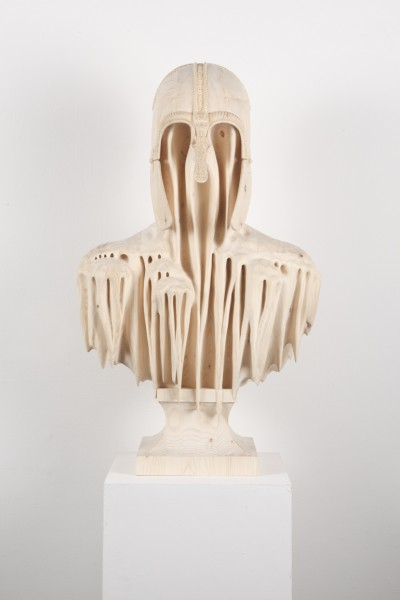 Morgan Herrin – CopperGate / www.morganherrin.com / Wood sculptures