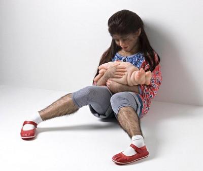 Patricia Piccinini – The Comforter – 2010