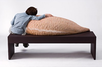 Patricia Piccinini – The Long Awaited – 2008 – détail
