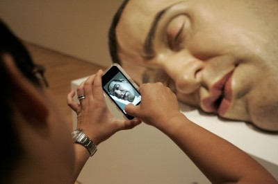 Ron Mueck -Mask II 2
