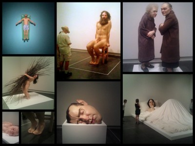 Ron Mueck, Sculptures