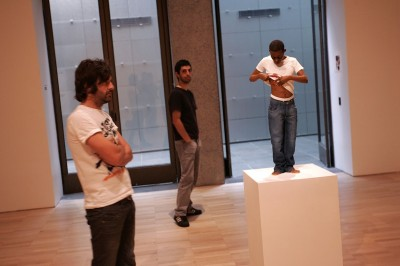 Ron Mueck – Youth