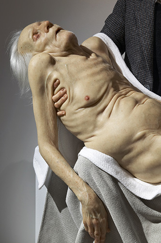 Sam Jinks Still Life (Pieta) 2007 2