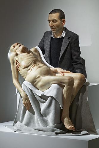 Sam Jinks Still Life (Pieta) 2007