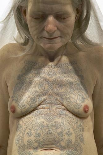Sam Jinks Tattooed Woman, 2007 2