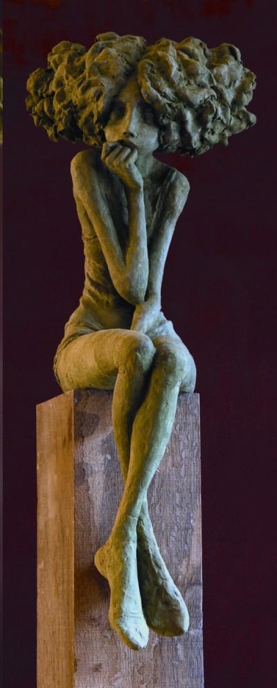 Valérie Hadida – Melancolie sculpture