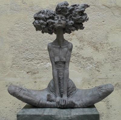 Valerie Hadida sculptures – Nuage sculptures