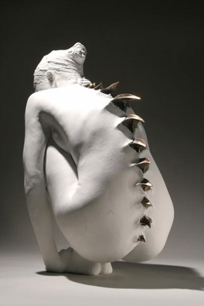 Youjin Lee, sculpteur, Corée du Sud