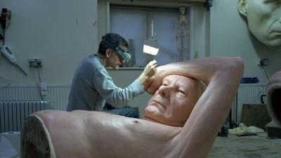 Sculpture Ron Mueck