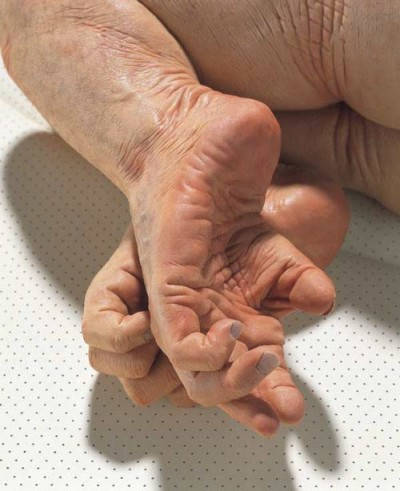Patricia Piccinini – The Young Family – 2002-2003 / Detail