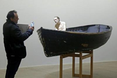 Ron Mueck – Sculpture