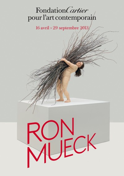 Ron Mueck – Expo PARIS 2013, Fondation Cartier