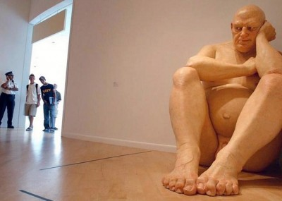 Ron Mueck – Sculpture