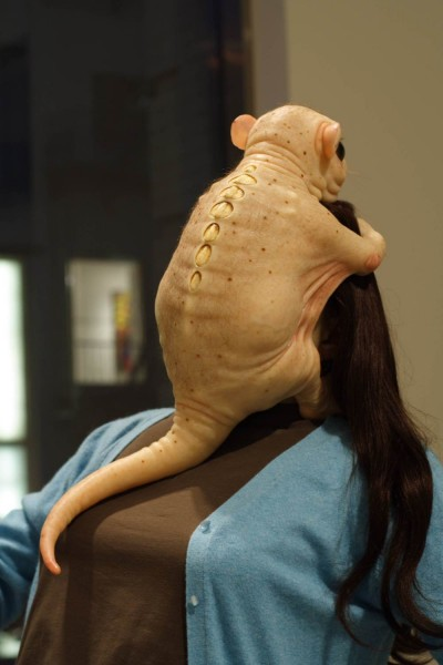 Patricia Piccinini – the embrace