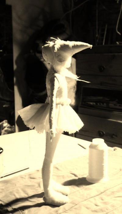 Valeria Dalmon – Textiles sculptures / www.valeriadalmon.blogspot.com