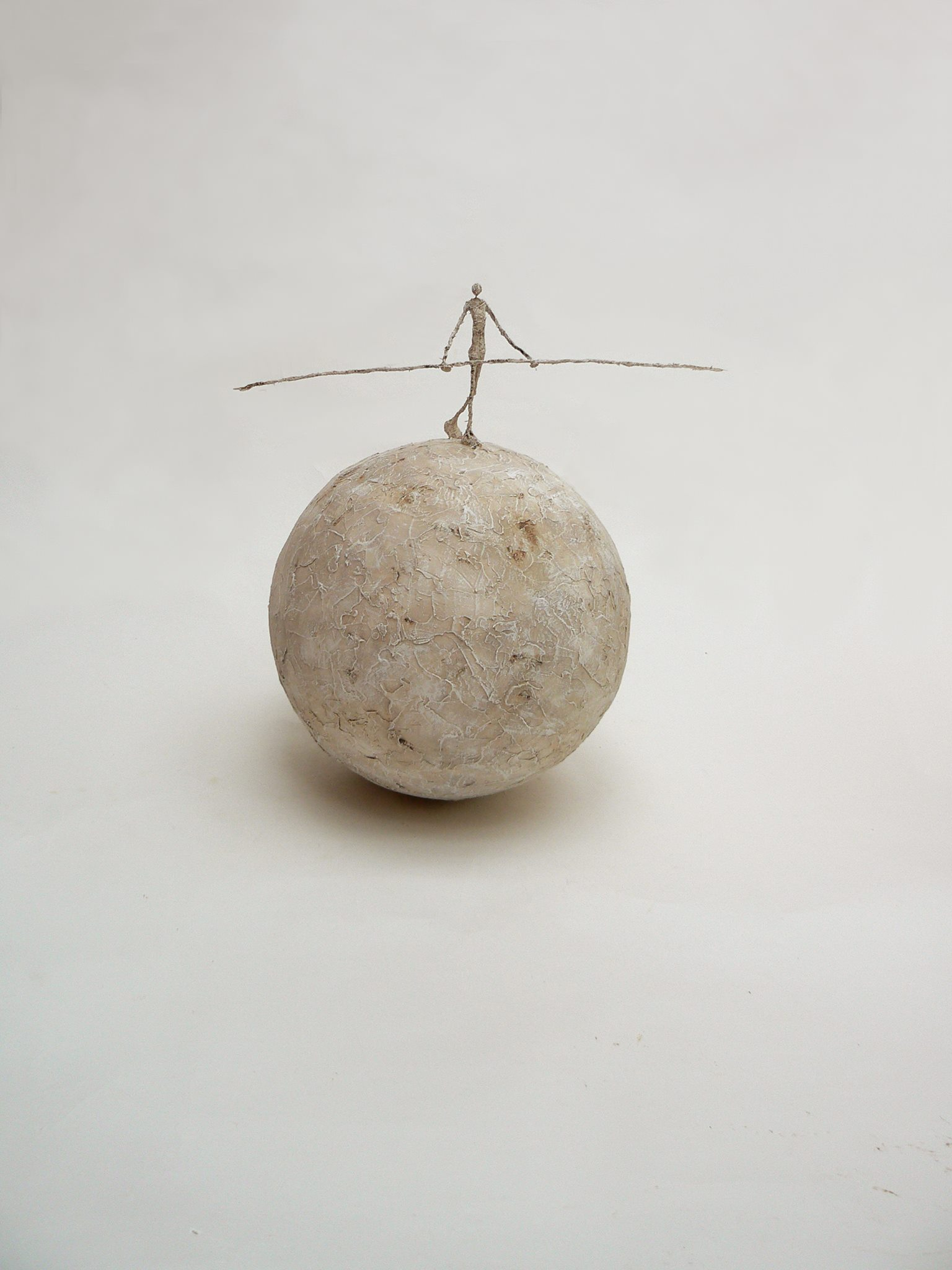 Antoine Josse – Le second pas / 2012 – Sculpture