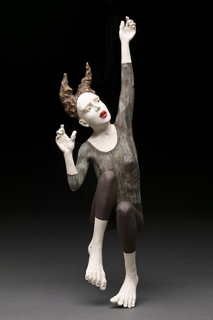 Kirsten Stingle – Sculptures – Reaching