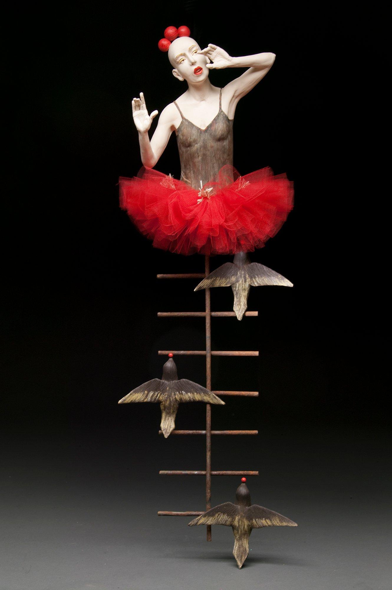 Kirsten Stingle Studio – sculptures
