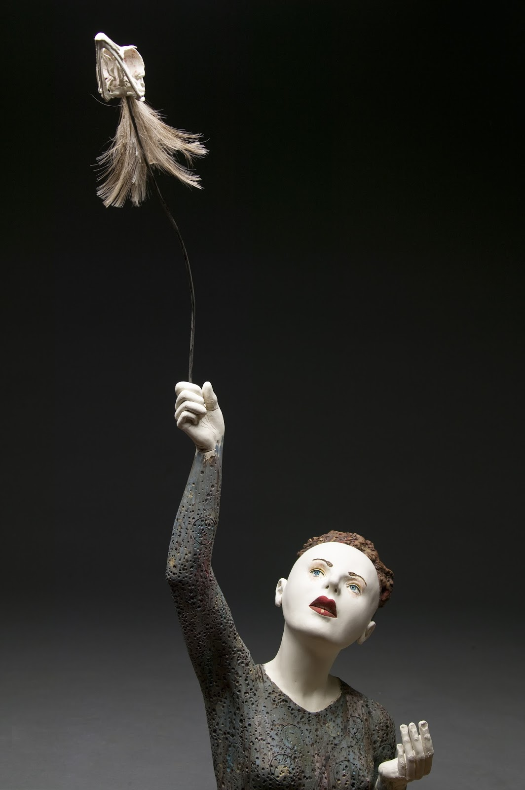 Kirsten Stingle – mixed art