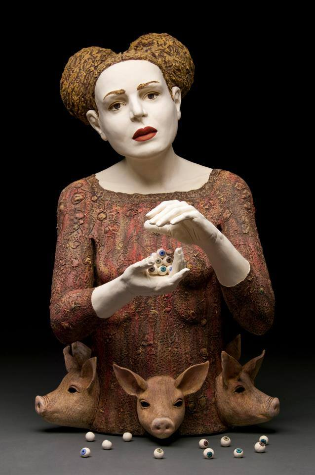 Kirsten Stingle – sculptures figuratives