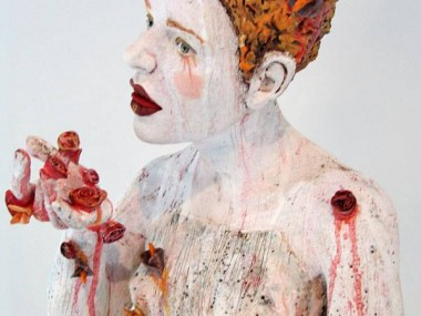 Kirsten Stingle sculptures 2014