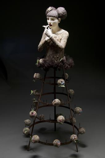 Kirsten Stingle – Sculptures –