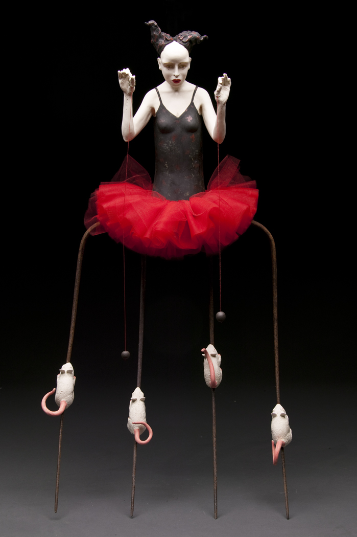 Kirsten Stingle – Sculptures – Bless The Little Beasts