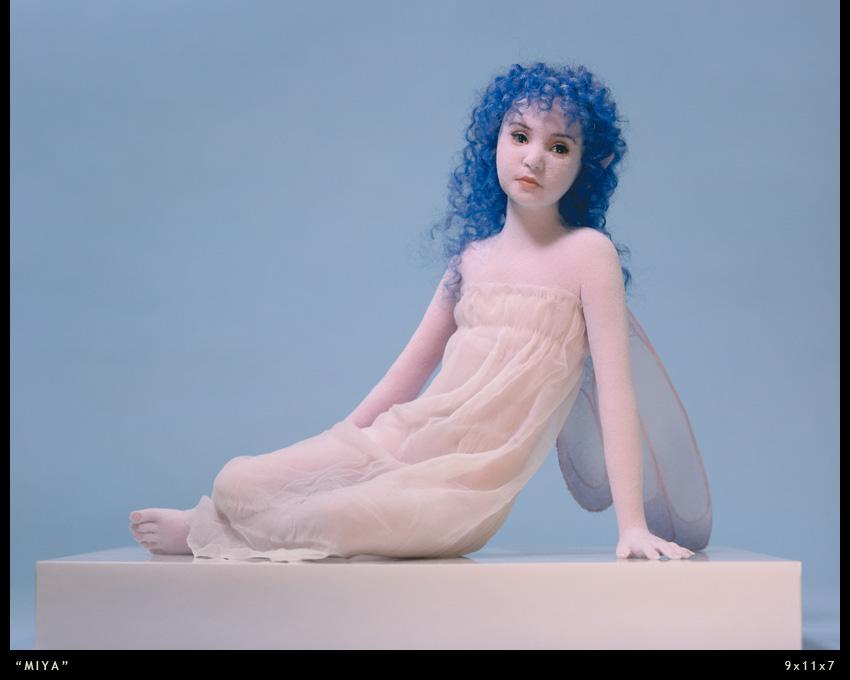 Lisa Lichtenfels – Sculpture hyper realiste