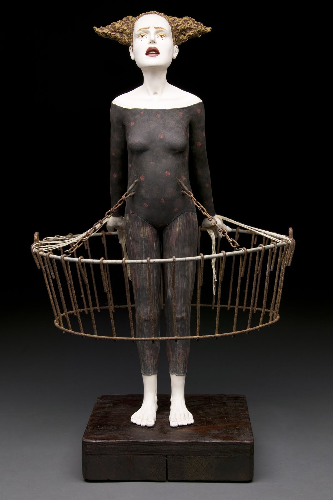 Kirsten Stingle – Sculptures – My Own Limitations