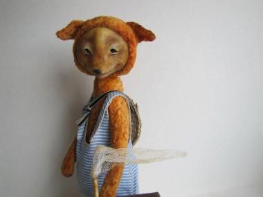 Svetlana Krivenko, art animalier, art dolls