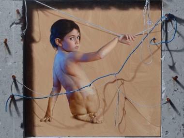 Marina Dieul-La fille au fil