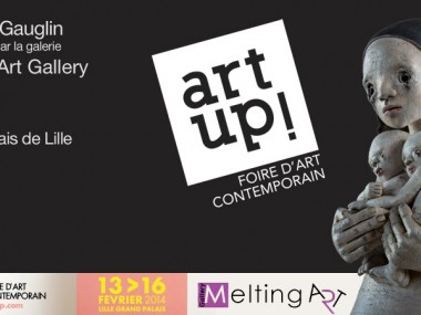 EXPO au grand Palais de Lille – Nathalie Gauglin – sculptures