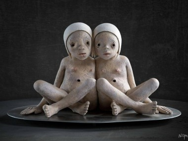 Nathalie Gauglin – Sculpture