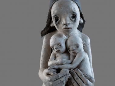 Nathalie Gauglin – Sculptures