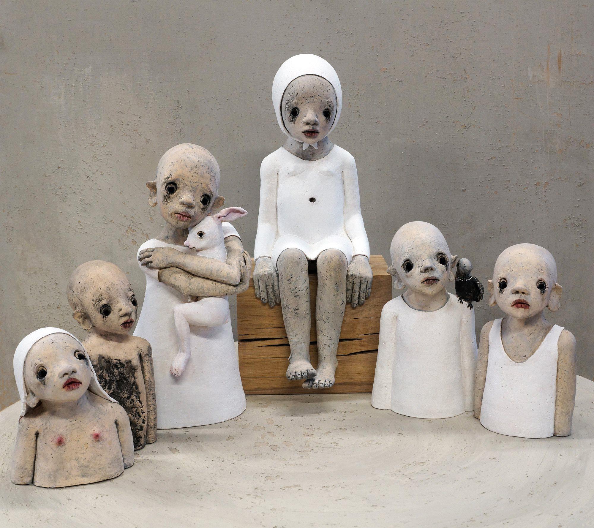 Nathalie Gauglin – Exposition du 3 au 22 janvier 2017 à la Galerie Claudine Legrand