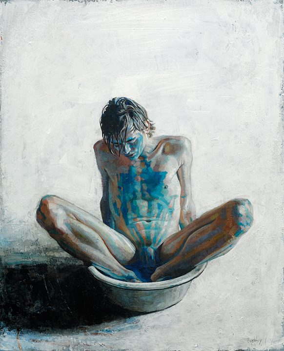 Daniel Barkley – Brother's Keeper – Le bain bleu