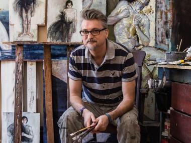 Daniel Barkley – portrait artist