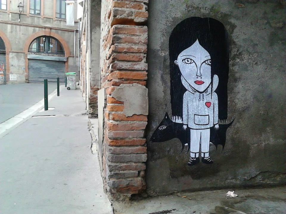 Fred le Chevalier – Street ARtiste