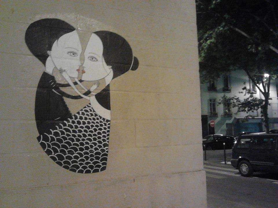 Fred le Chevalier – Street ARtiste2