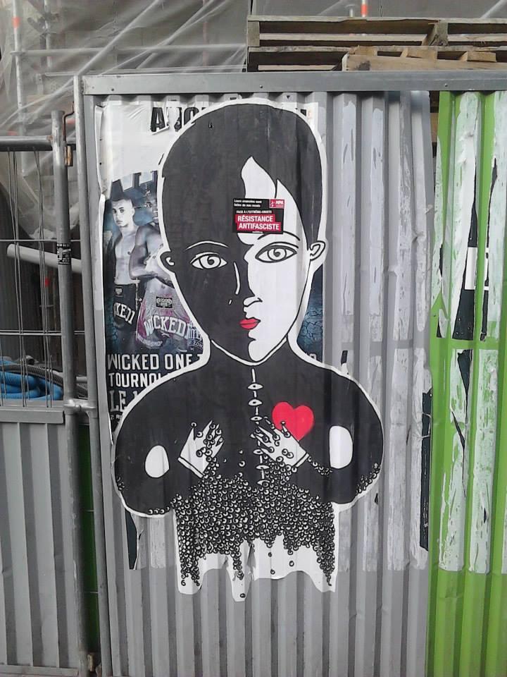 Fred le Chevalier – Street ARtiste3