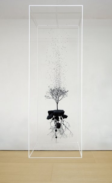 Jorge Mayet-sculpture arbre