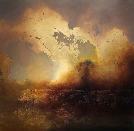 Steven DaLuz – Window, oil
