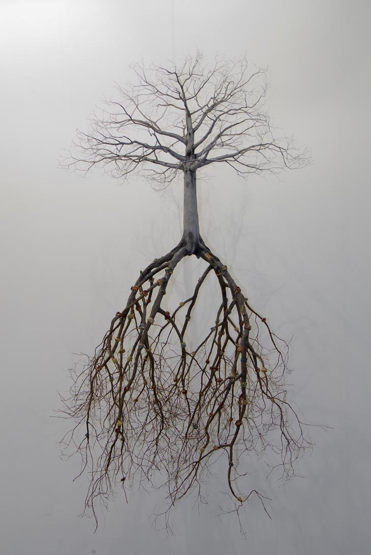 Jorge Mayet – sculptures trees