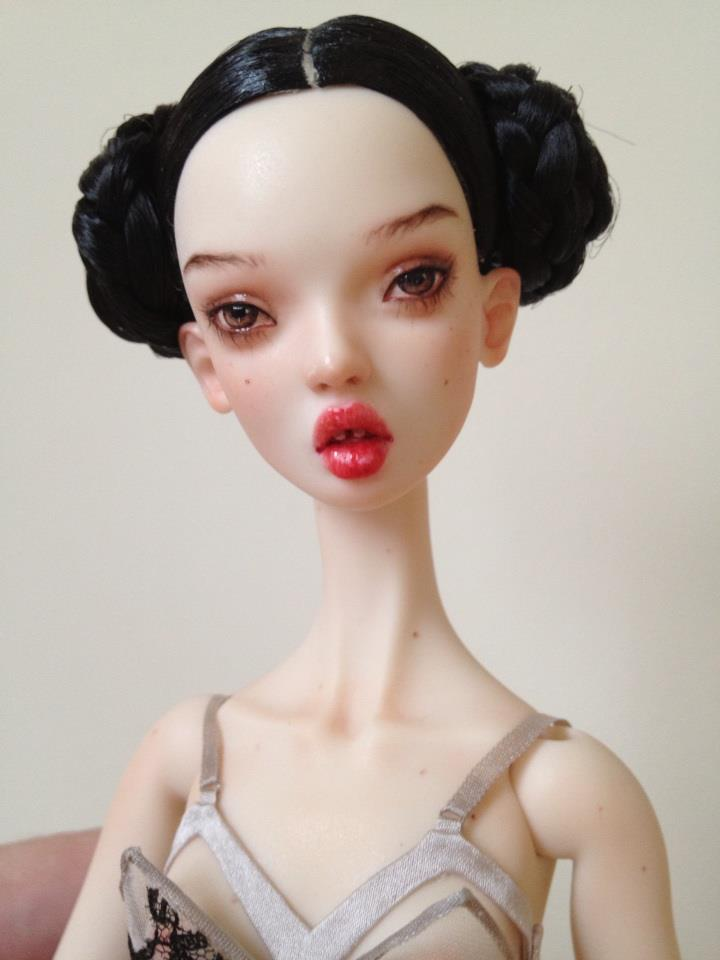 Art dolls – Popovy systers- Russia