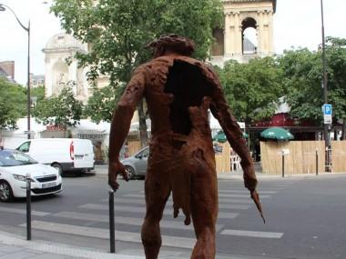 Charbonnel – expo sculptures expo Paris1
