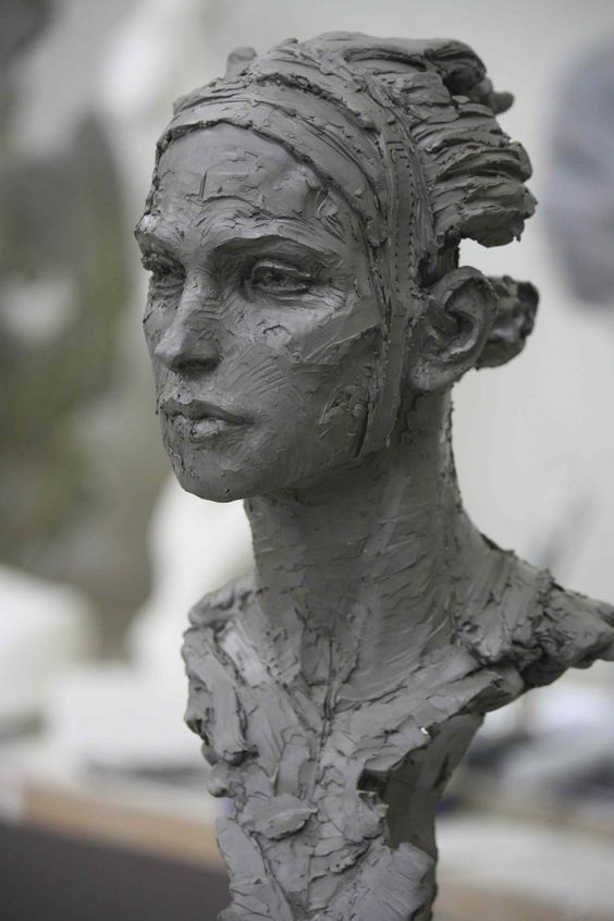 Christophe Charbonnel - sculptures
